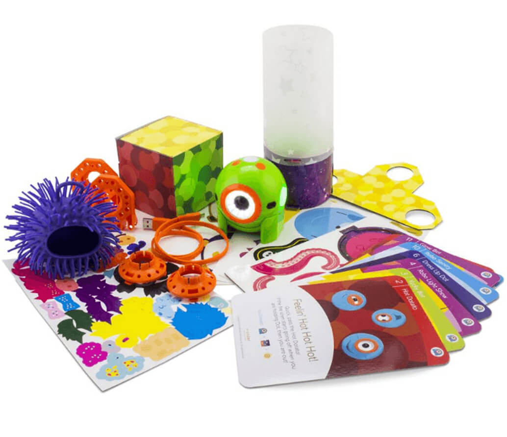 Dot Creativity Kit Wonder Workshop Us